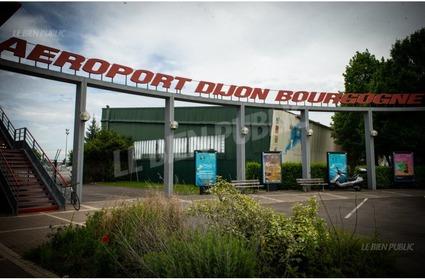 Fiscalité, tarifs, sécurité : l'aéroport Dijon-Bourgogne séduit les patrons