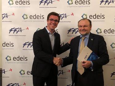 Partenariat EDEIS - FFA