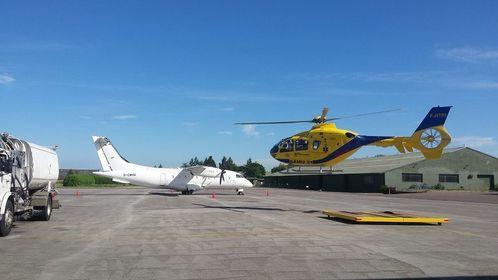 Aéroport de Dijon-Bourgogne : une référence pour l'aviation médicale