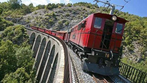 Le train de La Mure : un projet emblématique des activités d'ingénierie et d'exploitation d'Edeis