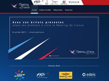 Achetez vos billets pour le meeting de France en prévente sur meetingdefrance.fr